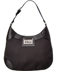 629e8f764c52 Lyst - Dior Double Saddle Shoulder Bag in Brown