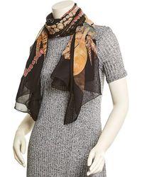 "Hermès - ""rocaille,"" By Valerie Dawlat-dumoulin Silk Scarf - Lyst"