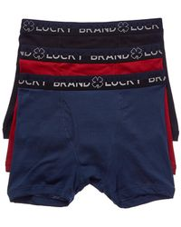 Lucky Brand - 3pk Boxer Brief - Lyst