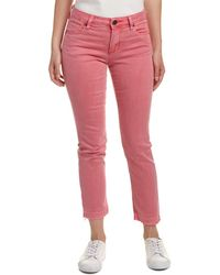 Kut From The Kloth - Reese Flamingo Ankle Straight Leg - Lyst