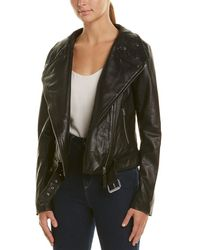 Mackage - Leather Jacket - Lyst