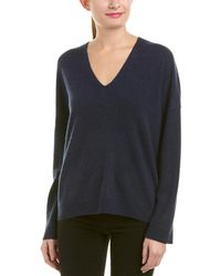 Vince - Cashmere Pullover - Lyst