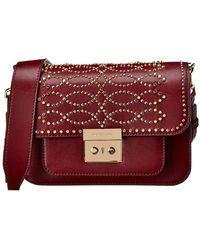 1f2d59574b18 MICHAEL Michael Kors - Michael Kors Sloan Editor Large Leather Shoulder Bag  - Lyst