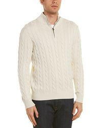 Brooks Brothers - 1/2-zip Pullover - Lyst