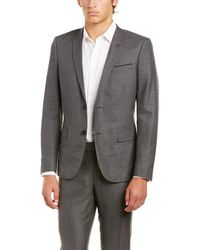 The Kooples - Smoky Fitted Wool Sportcoat - Lyst