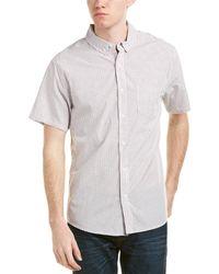 Life After Denim - Life/after/denim Racket Woven Shirt - Lyst