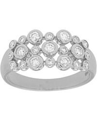Diana M. Jewels - . Fine Jewellery 14k 0.50 Ct. Tw. Diamond Ring - Lyst