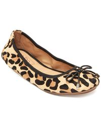 Me Too - Halle209 Leather Flat - Lyst