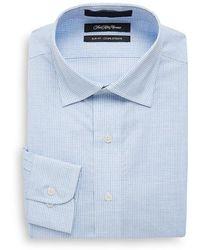 Bugatchi - Slim-fit Wovens Shaped Dress Shirt - Lyst