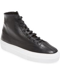 Tibi - Gabe Lace-up Sneaker - Lyst