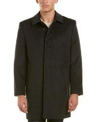Hart Schaffner Marx - Turner Wool-blend Coat - Lyst