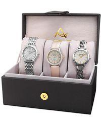 August Steiner | Women's Set Of 3 Watches | Lyst