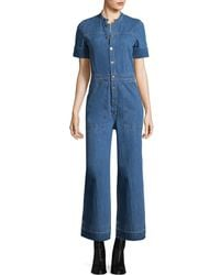 M.i.h Jeans - Uta All In One Jumpsuit - Lyst