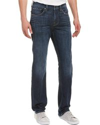 7 For All Mankind - 7 For All Mankind Slimmy Montecito Slim Leg - Lyst