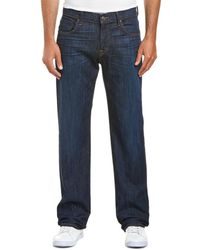 7 For All Mankind - 7 For All Mankind Austyn Castlefield Relaxed Straight Leg - Lyst