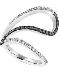 Effy - Fine Jewelry 14k 0.59 Ct. Tw. Diamond Ring - Lyst