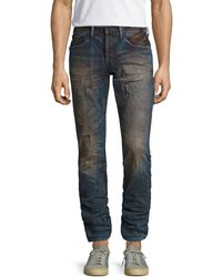 PRPS - Demon Faded & Whiskered Pant - Lyst