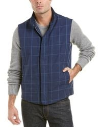 Lanai Collection - Quilted Navigator Vest - Lyst
