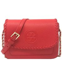 bfce6602cf Tory Burch Marion - Tory Burch Marion Accessories - Lyst