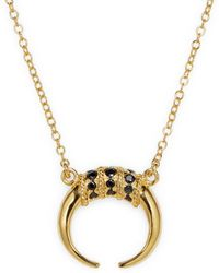 Anna Beck - Jewelry Studded Necklace - Lyst