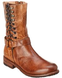 Bed Stu - Elsworth Leather Bootie - Lyst