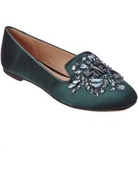 Tory Burch Delphine Loafer - Green