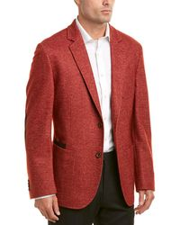 Flynt - Babbit Classic Fit Wool-blend Sportcoat - Lyst