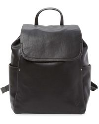 Frye - Leather Olivia Backpack - Lyst
