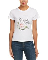The Laundry Room - Kate T-shirt - Lyst