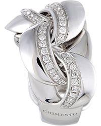 Chimento - 18k 0.54 Ct. Tw. Diamond Ring - Lyst