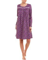 Eileen West - Sleep Shirt - Lyst