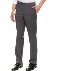 English Laundry - Woven Flat Front Dress Pant - Lyst