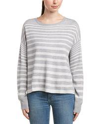Splendid - Crossback Sweater - Lyst