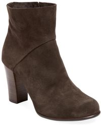 Coclico - Bailey Leather Bootie - Lyst