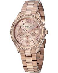Stuhrling Original - Women's Lady Majestic Watch - Lyst