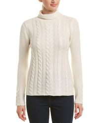 J.McLaughlin - Wool & Cashmere-blend Sweater - Lyst