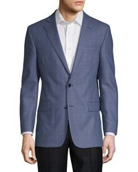 Brooks Brothers - Check Sport Jacket - Lyst