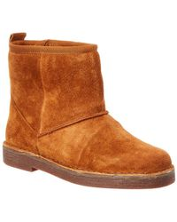 Clarks - Drafty Day Suede Boot - Lyst