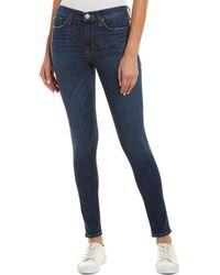 Hudson Jeans - Barbara Dream On High-rise Super Skinny Leg - Lyst