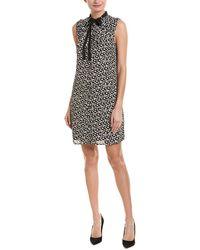 Cece by Cynthia Steffe - Mayfair Ditzy Meadow Sleeveless Shift Dress - Lyst