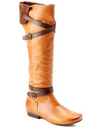 """Eric Michael - """"""""""""""""tuscany"""""""""""""""" Leather Boot - Lyst"""
