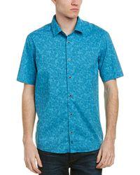 Ike Behar - Ike By Woven Shirt - Lyst