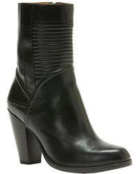 Frye - Jenny Quilt Short Boot - Lyst