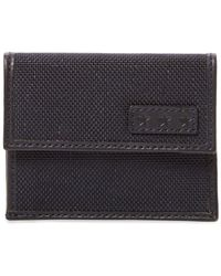 John Varvatos - John Varvatos Star Usa Woven Card Case With Coin Pouch - Lyst
