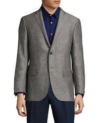 Corneliani - Wool Notch Lapel Sportcoat - Lyst