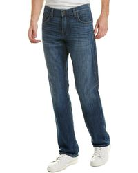 7 For All Mankind - 7 For All Mankind Carsen Melbourne Relaxed Straight Leg - Lyst