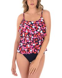 Miraclesuit - Baby Bloomer Tier Up Top - Lyst