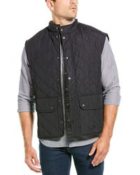 Barbour Lowerdale Quilted Gilet - Blue