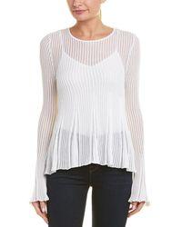 Autumn Cashmere - Sweater - Lyst