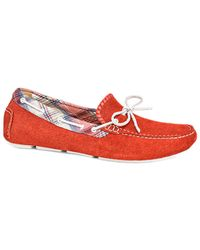 Jack Rogers - Men's Paxton Suede Driver - Lyst